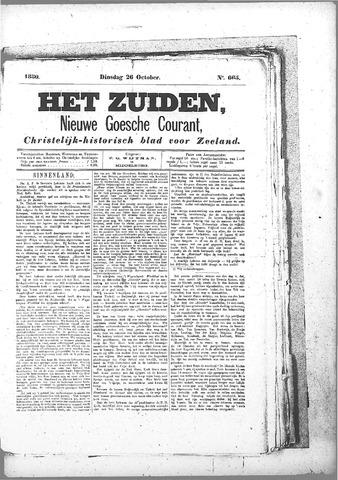 Nieuwe Goessche Courant 1880-10-26