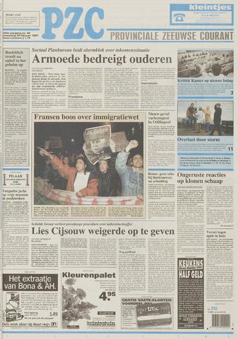 Provinciale Zeeuwse Courant 1997-02-26