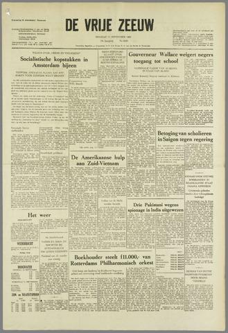 de Vrije Zeeuw 1963-09-10