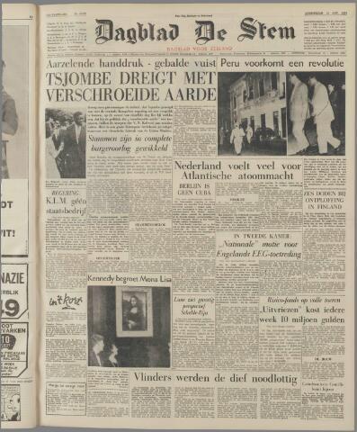 de Stem 1963-01-10
