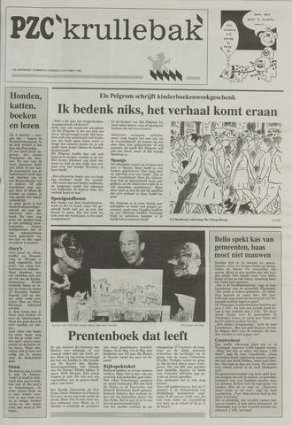 Provinciale Zeeuwse Courant katern Krullenbak (1981-1999) 1995-10-03