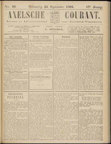 Axelsche Courant 1901-09-25