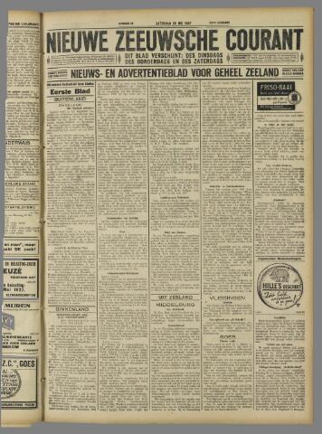 Nieuwe Zeeuwsche Courant 1927-05-28
