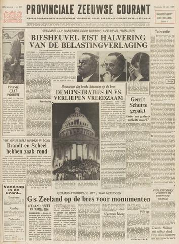 Provinciale Zeeuwse Courant 1969-10-16