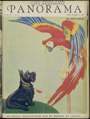 Ons Zeeland / Zeeuwsche editie 1937-05-20