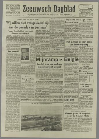 Zeeuwsch Dagblad 1956-08-09