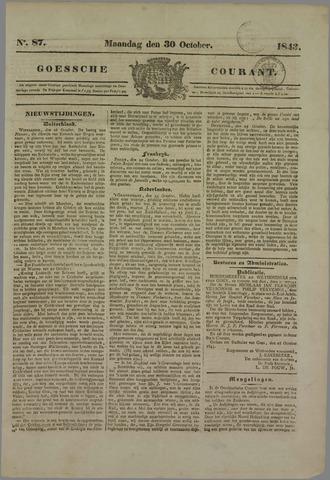 Goessche Courant 1843-10-30