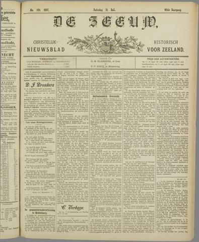 De Zeeuw. Christelijk-historisch nieuwsblad voor Zeeland 1897-07-31