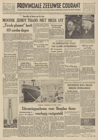 Provinciale Zeeuwse Courant 1959-01-06