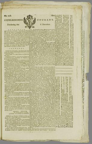 Middelburgsche Courant 1810-12-06