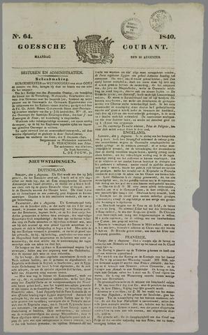 Goessche Courant 1840-08-10