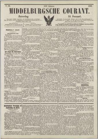 Middelburgsche Courant 1901-01-12