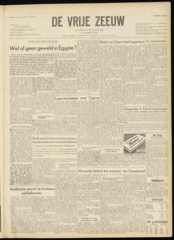 de Vrije Zeeuw 1956-09-15