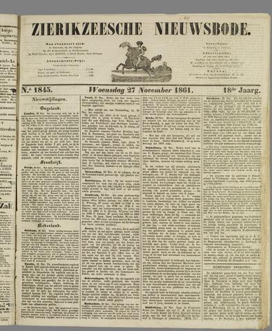 Zierikzeesche Nieuwsbode 1861-11-27