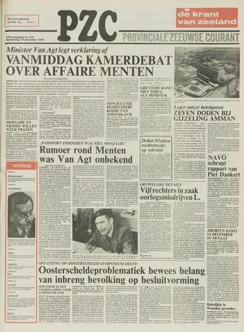 Provinciale Zeeuwse Courant 1976-11-18