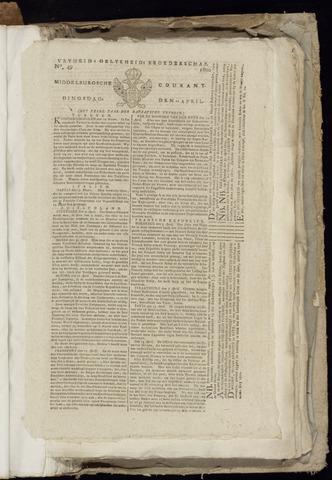 Middelburgsche Courant 1800-04-22