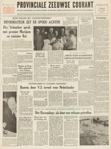 Provinciale Zeeuwse Courant 1965-03-04