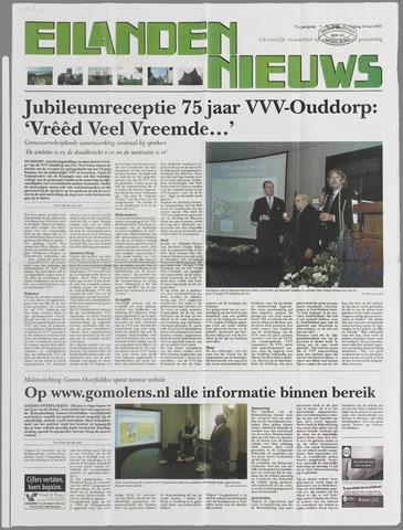 Eilanden-nieuws. Christelijk streekblad op gereformeerde grondslag 2007-05-18
