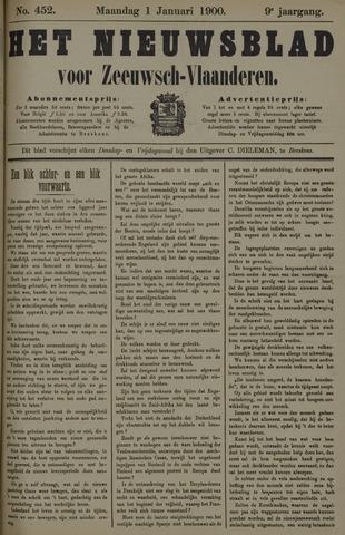 Nieuwsblad voor Zeeuwsch-Vlaanderen 1900-01-01
