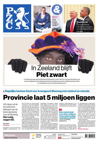 Provinciale Zeeuwse Courant 2016-11-11