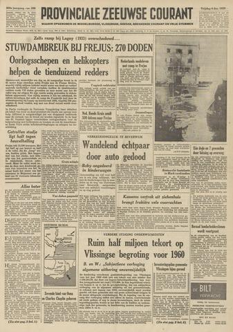 Provinciale Zeeuwse Courant 1959-12-04