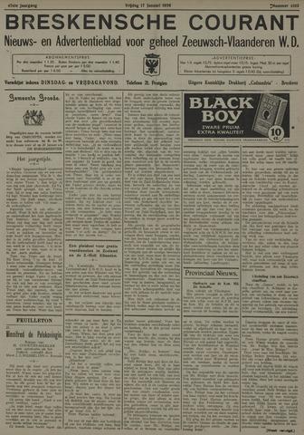 Breskensche Courant 1936-01-17