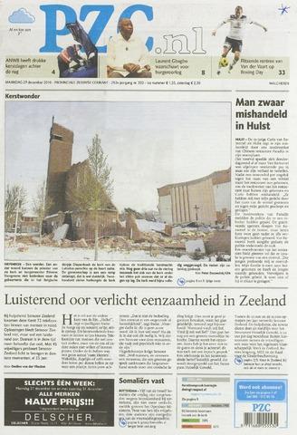 Provinciale Zeeuwse Courant 2010-12-27