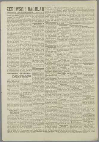 Zeeuwsch Dagblad 1945-11-24