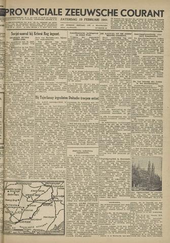 Provinciale Zeeuwse Courant 1944-02-19