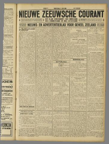 Nieuwe Zeeuwsche Courant 1928-06-21