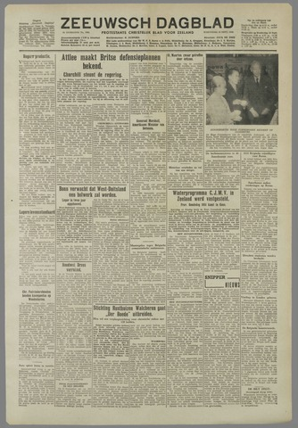Zeeuwsch Dagblad 1950-09-13