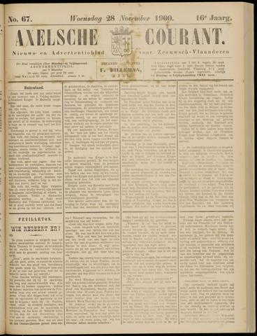 Axelsche Courant 1900-11-28