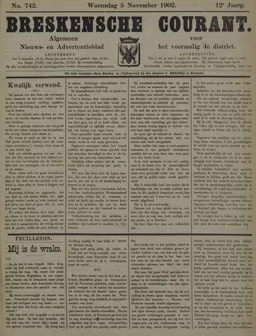 Breskensche Courant 1902-11-05