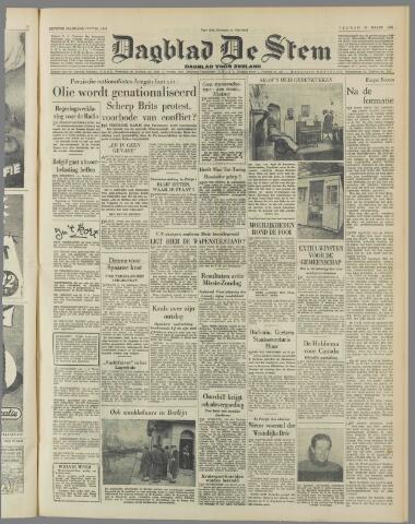 de Stem 1951-03-16