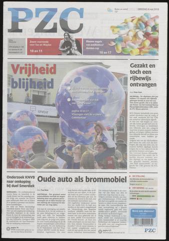 Provinciale Zeeuwse Courant 2014-05-06