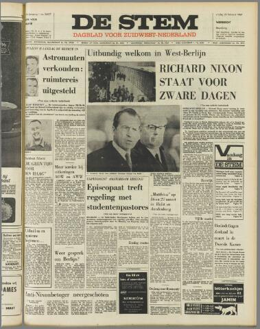 de Stem 1969-02-28