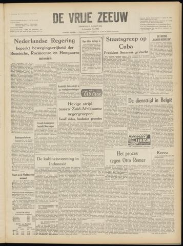 de Vrije Zeeuw 1952-03-11