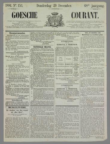 Goessche Courant 1881-12-29
