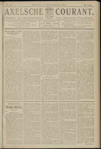 Axelsche Courant 1924-09-02