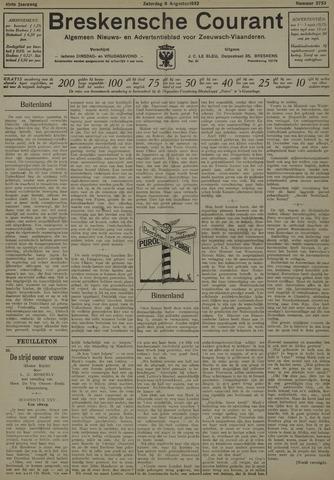 Breskensche Courant 1932-08-06