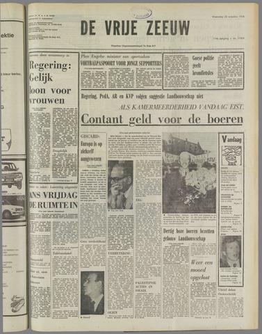de Vrije Zeeuw 1974-08-28