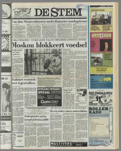 de Stem 1990-04-21