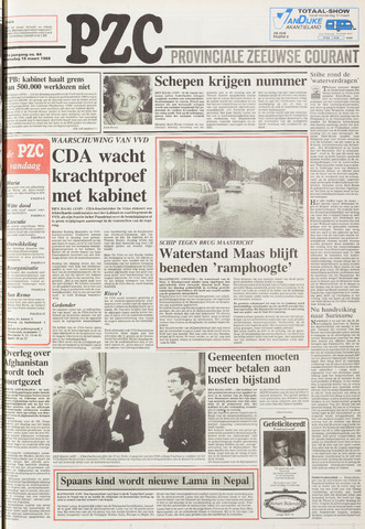 Provinciale Zeeuwse Courant 1988-03-16
