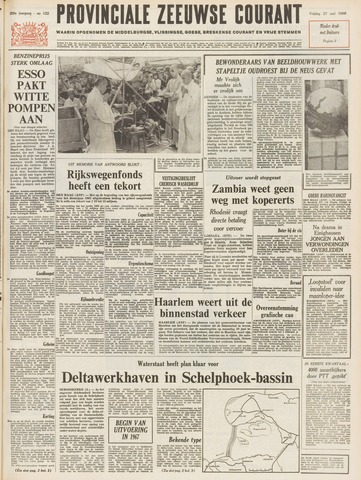 Provinciale Zeeuwse Courant 1966-05-27