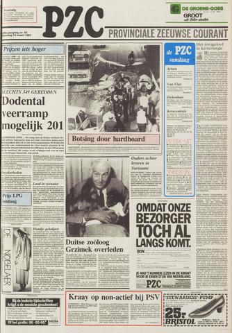 Provinciale Zeeuwse Courant 1987-03-14