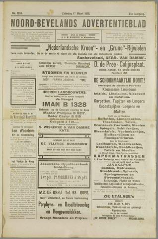 Noord-Bevelands Nieuws- en advertentieblad 1928-03-17