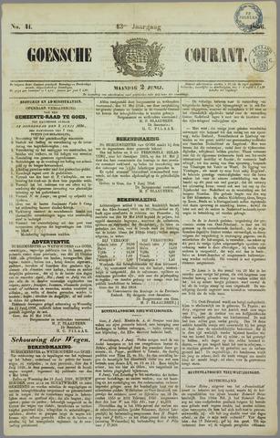 Goessche Courant 1856-06-02