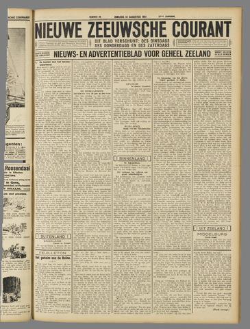 Nieuwe Zeeuwsche Courant 1931-08-18
