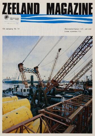 Zeeland Magazine / Veerse Meer Gids 1981-07-01