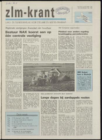 Zeeuwsch landbouwblad ... ZLM land- en tuinbouwblad 1993-10-15